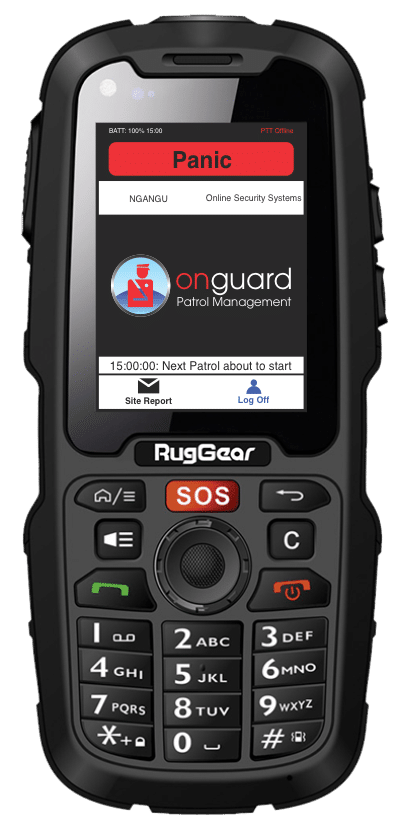 onguard mobi patrol management systems